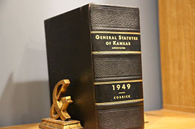 general statutes of kansas book