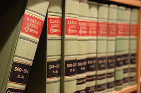 kansas cases books